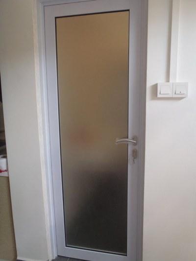 Soundproof Wooden Door