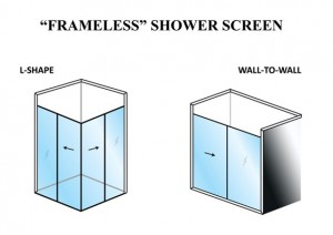 Shower Screen_Frameless