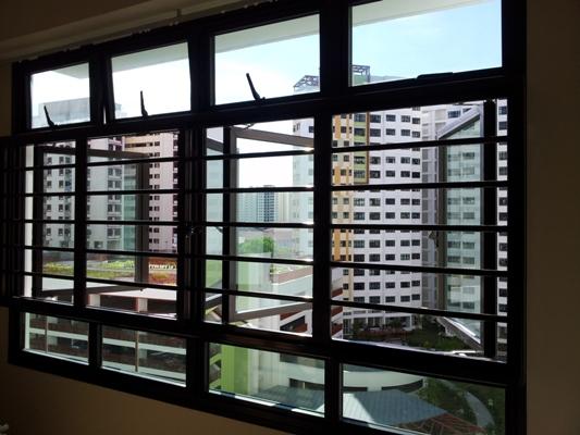 Aluminium Window Grilles